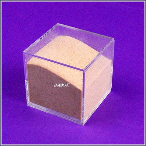 Cajas de metacrilato (Plexiglas-pmma). A medida o estándar. Faberplast