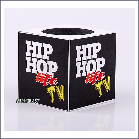 cubo microfono hip hop tv
