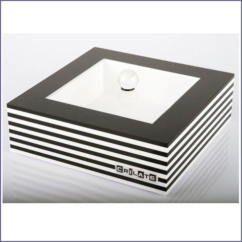 caja metacrilato mediana crilate interior blanco