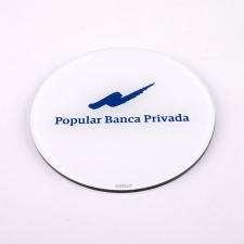Posavaso Metacrilato Popular Banca Privada