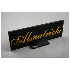 Display Indicador Metacrilato Almatrichi