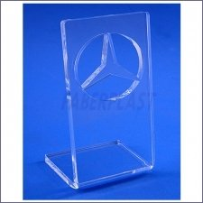 Display Metacrilato (plexiglas) Mercedes Benz