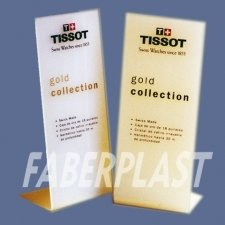Display Metacrilato (plexiglas-pmma) Tissot