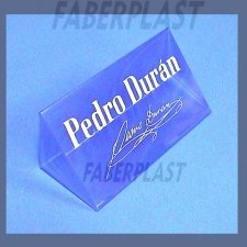 Display Metacrilato Pedro Duran