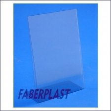 Portahojas Glaspack (pvc Flexible)