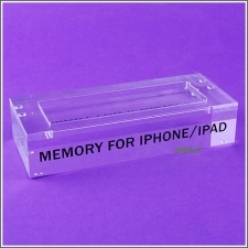 Soporte Metacrilato Memorias Iphone-ipad