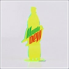 Display Metacrilato Mountain Dew
